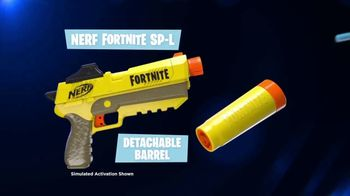 Nerf Fortnite SP-L Blaster TV Spot, 'In Real Life' - Thumbnail 7