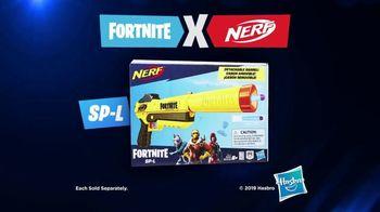 Nerf Fortnite SP-L Blaster TV Spot, 'In Real Life' - Thumbnail 9
