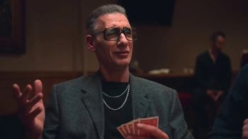 Wendy's Parmesan Caesar Salad TV Spot, 'Poker' - Thumbnail 3