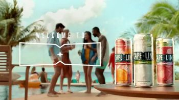 Cape Line Sparkling Cocktails Margarita TV Spot, 'What If' Song by Lizzo - Thumbnail 10