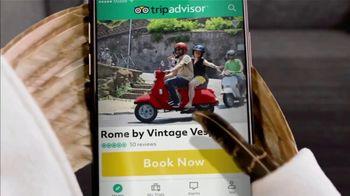TripAdvisor TV Spot, 'Walking Tours to Wine Tastings'