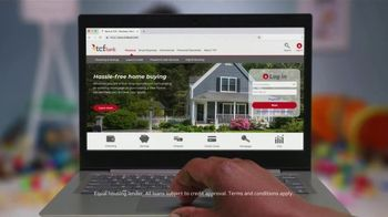 TCF Bank TV Spot, 'The Space You Need' Song by Poly - Thumbnail 1