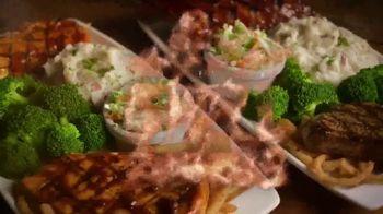 Applebee's Bigger Bolder Grill Combos TV Spot, 'Burning Love' - Thumbnail 2