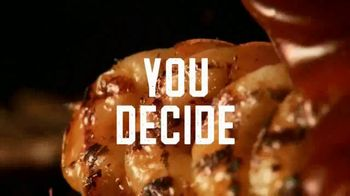 Applebee's Bigger Bolder Grill Combos TV Spot, 'Burning Love' - Thumbnail 4