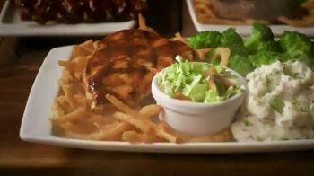 Applebee's Bigger Bolder Grill Combos TV Spot, 'Burning Love' - Thumbnail 7