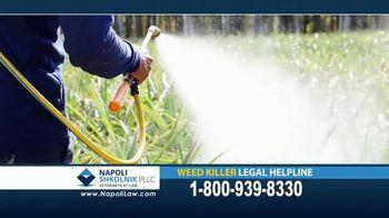 Napoli Shkolnik PLLC TV Spot, 'Weed Killer' - Thumbnail 4