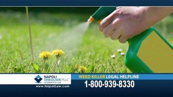 Napoli Shkolnik PLLC TV Spot, 'Weed Killer' - Thumbnail 5