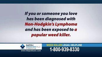Napoli Shkolnik PLLC TV Spot, 'Weed Killer' - Thumbnail 7