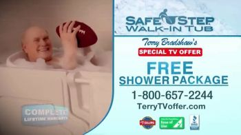 Safe Step TV Spot, 'An Evening With Terry Bradshaw' - Thumbnail 9