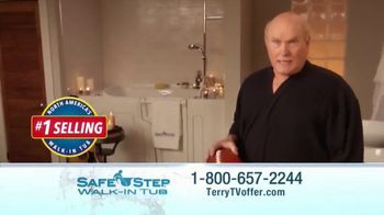 Safe Step TV Spot, 'An Evening With Terry Bradshaw' - Thumbnail 8