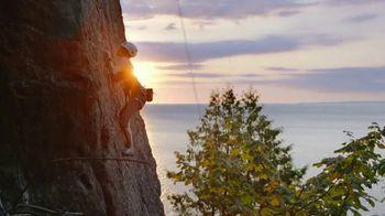 Pure Michigan TV Spot, 'Upper Peninsula: Heart Rate' - 621 commercial airings