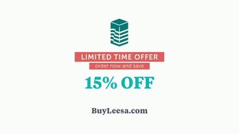 Leesa TV Spot, 'Limited Time Offer: 15 Percent' - Thumbnail 8