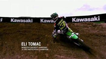 Kawasaki Good Times Sales Event TV Spot, 'Save Big' Featuring Steve Austin, Eli Tomac, Jeremy McGrath - Thumbnail 4