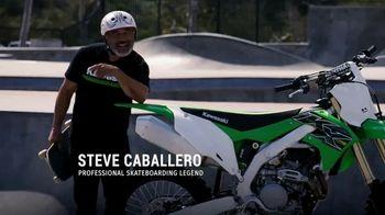 Kawasaki Good Times Sales Event TV Spot, 'Save Big' Featuring Steve Austin, Eli Tomac, Jeremy McGrath - Thumbnail 6