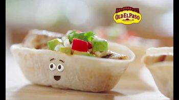 Old El Paso Mini Tortilla Bowls TV Spot, 'Grandpa Story Time'