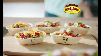 Old El Paso Mini Tortilla Bowls TV Spot, 'Grandpa Story Time'