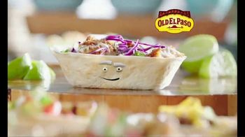 Old El Paso Mini Tortilla Bowls TV Spot, 'Grandpa Story Time' - Thumbnail 5