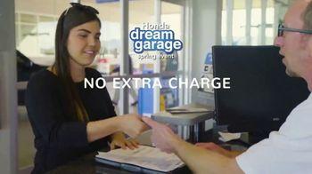 Honda Dream Garage Spring Event TV Spot, 'Running Like New' [T2] - Thumbnail 6