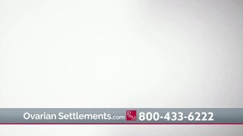 Pintas & Mullins Law Firm TV Spot, 'Ovarian Cancer' - Thumbnail 1