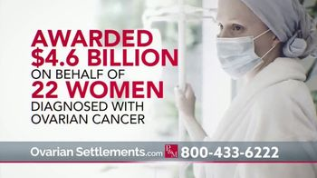 Pintas & Mullins Law Firm TV Spot, 'Ovarian Cancer' - Thumbnail 3