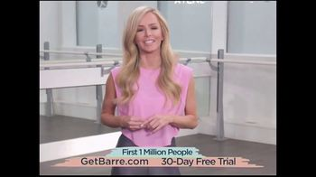 openfit Xtend Barre TV Spot, 'Four Weeks of Classes'