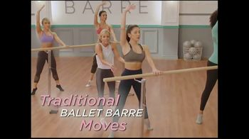 openfit Xtend Barre TV Spot, 'Four Weeks of Classes' - Thumbnail 4