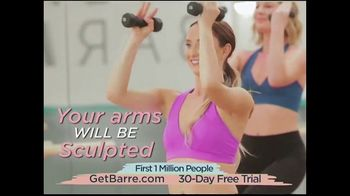 openfit Xtend Barre TV Spot, 'Four Weeks of Classes' - Thumbnail 6