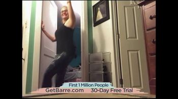 openfit Xtend Barre TV Spot, 'Four Weeks of Classes' - Thumbnail 7