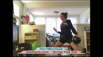 openfit Xtend Barre TV Spot, 'Four Weeks of Classes' - Thumbnail 8