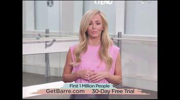 openfit Xtend Barre TV Spot, 'Four Weeks of Classes' - Thumbnail 9