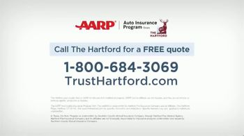AARP Services, Inc. Auto Insurance Program TV Spot, 'Trust the Hartford' - Thumbnail 7