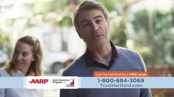 AARP Services, Inc. Auto Insurance Program TV Spot, 'Trust the Hartford' - Thumbnail 3