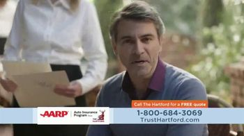 AARP Services, Inc. Auto Insurance Program TV Spot, 'Trust the Hartford' - Thumbnail 4