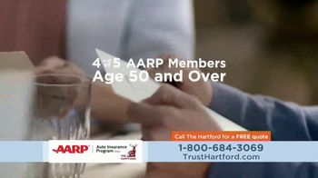 AARP Services, Inc. Auto Insurance Program TV Spot, 'Trust the Hartford' - Thumbnail 5