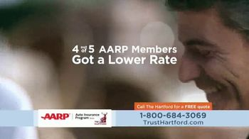 AARP Services, Inc. Auto Insurance Program TV Spot, 'Trust the Hartford' - Thumbnail 6