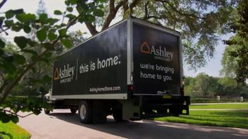 Ashley HomeStore TV Spot, \'Every Delivery Is a Special Delivery\' Song by BUNT.
