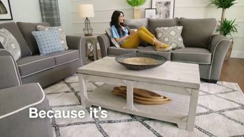 Ashley HomeStore TV Spot, 'Every Delivery Is a Special Delivery' Song by BUNT. - Thumbnail 5