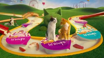 Friskies TV Spot, 'Friskies World: So Many Choices' - Thumbnail 6