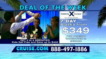 Cruise.com TV Spot, 'Deal of the Week: Majesty of the Seas' - Thumbnail 5
