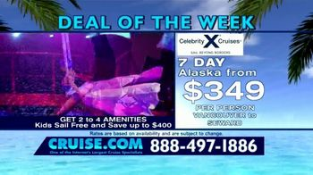 Cruise.com TV Spot, 'Deal of the Week: Majesty of the Seas' - Thumbnail 6