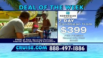 Cruise.com TV Spot, 'Deal of the Week: Majesty of the Seas' - Thumbnail 7