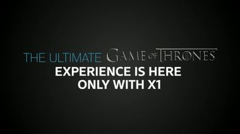 XFINITY X1 TV Spot, 'Game of Thrones: The Throne Meter' - Thumbnail 2