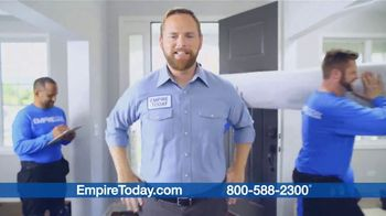 Empire Today TV Spot, 'Professional Installation Makes Remodeling Your Home Easier' - Thumbnail 2