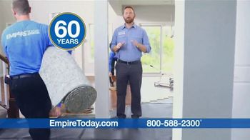 Empire Today TV Spot, 'Professional Installation Makes Remodeling Your Home Easier' - Thumbnail 3