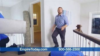 Empire Today TV Spot, 'Professional Installation Makes Remodeling Your Home Easier' - Thumbnail 5