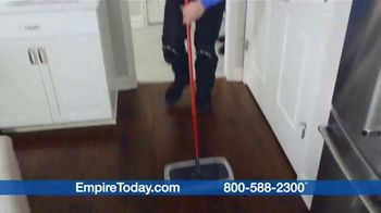 Empire Today TV Spot, 'Professional Installation Makes Remodeling Your Home Easier' - Thumbnail 6