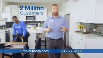 Empire Today TV Spot, 'Professional Installation Makes Remodeling Your Home Easier' - Thumbnail 8