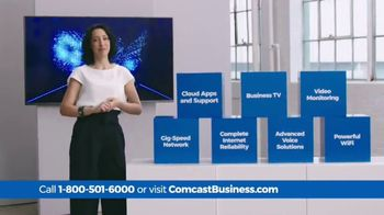 Comcast Business TV Spot, 'Not Done Yet'
