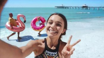 The Beaches of Fort Myers and Sanibel TV Spot, 'Selfie'