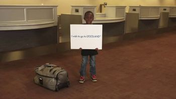 Make-A-Wish Foundation TV Spot, 'ABC 7: Wishes in Flight' - Thumbnail 2